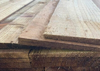 Feather Edged Boards