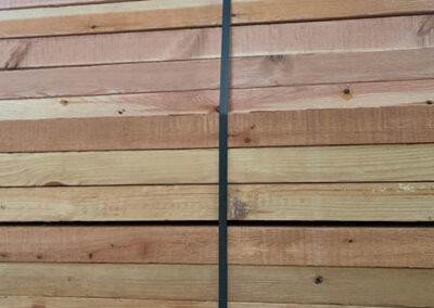 Fire Retardant Timber
