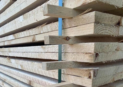 Homegrown Timber
