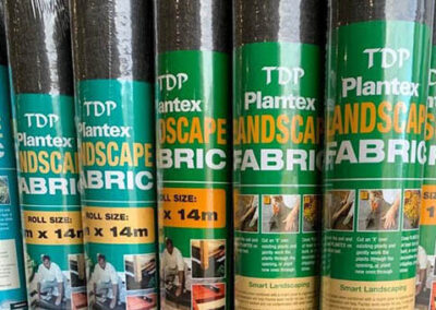 Weed Control Barrier/Landscape Fabric