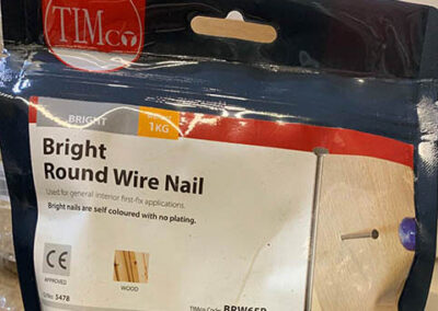 Fencing Screws & Nails