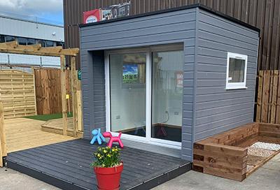 Garden/Office Pods