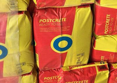 Postcrete & Postmix