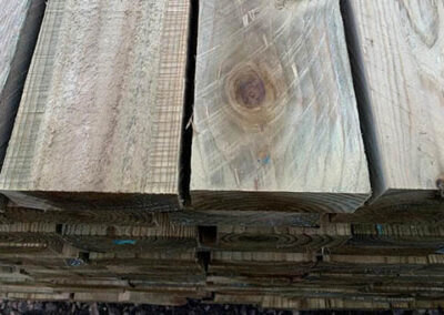 Sawn/off Saw Softwood (treated and untreated)